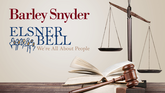 Barley Snyder and Elsner Bell & Associates, LLC Webinar